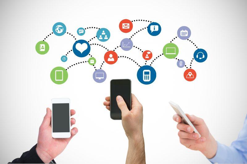 Eine gute Mitarbeiter-App kann verschiedene Ebenen in Unternehmen vernetzen.